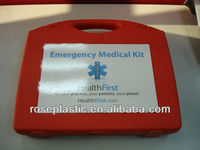 medical kit plastic case