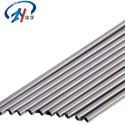 High Quality ASTM B861 Grade 9 Titanium Tube Titanium Alloy Tube
