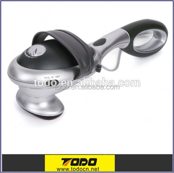 High quality Handheld Full Body Massager Percussion Machine Electric Wand Back Heat/body massager