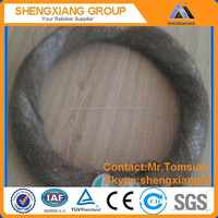 Electro Galvanized Tie Wire For Binding