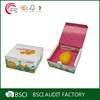 Fancy high quality fruit packaging box
