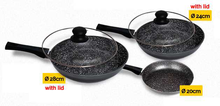 see on tv Nonstick Fry Pan nonstick pot for induction cooking