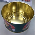 food grade prefect welding tin can