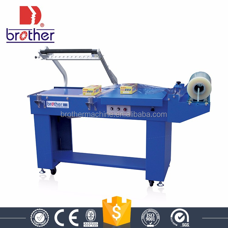 Professional grade custom thermal-shrink packaging L Sealer Machines