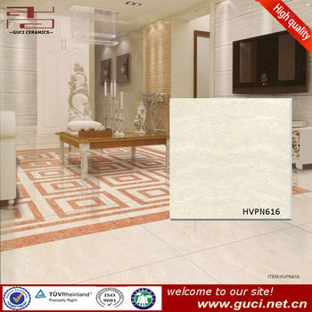 non slip acid resistant polished porcelain wall and pocelain floor tile