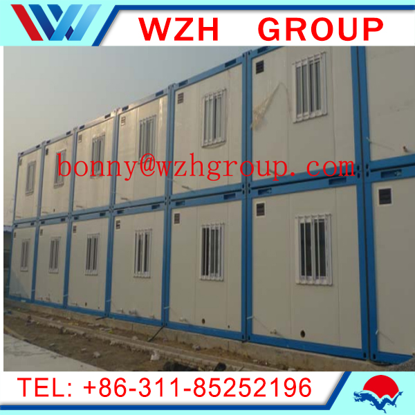 prefab container house / quick mobile house / prefab store made in China