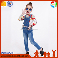 2016 New fashion jeans baby clothes girls wear 2 pieces baby clothing sets wholesale kids clothes (113)