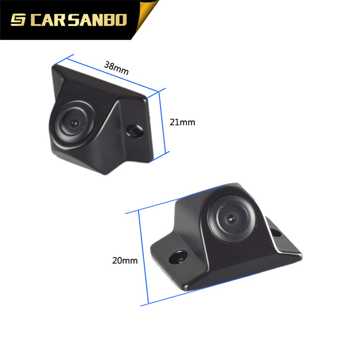 500TV lines car dual rear view camera for cars