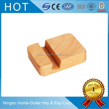 Hot sale Wooden mobile phone support - Custom Environmental