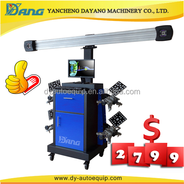 dayang electronic wheel alignment, 4 wheel alignment tools
