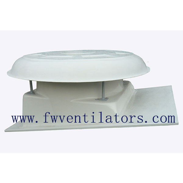 mini crossflow type roof exhaust ventilator/fan