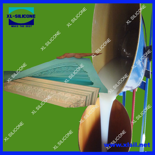 Mold Making Price Low High Quality Super Grade Liquid Silicone Rubber for Casting PU Cornice and Ceilings
