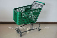 hot product shopping trolley (Plastic trolley YRD-S180)