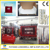 Longwell Hot Sale EPS Styrofoam Moulding Machine