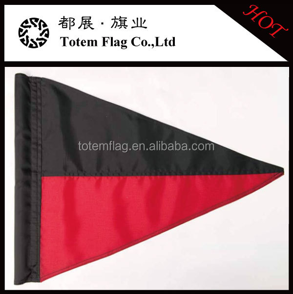 Triangle Sport Pennant Flag