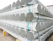 Tianjin manufacturer construction building materials galvanized steel pipe/gi tubes/seamless steel pipe