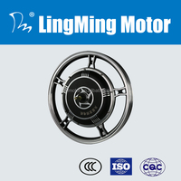 17 inch 2kw electric scooter dc motor in wheel motor