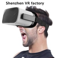 2016 new portal design 3d glasses vr accessories