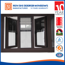 European Standard Wind Insulation Aluminium Casement Window