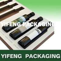 Three Bottle Wooden Wine Boxes For Sale