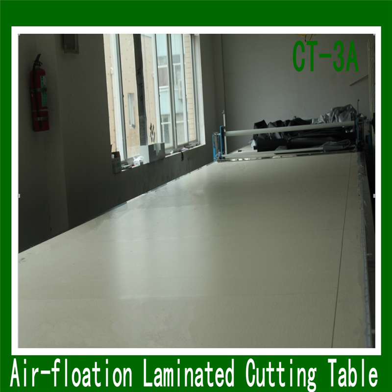 Hot Sale fabric Cutting Table Spreading Table/CT-3A Air Floating Table for spreading machine to cutting fabric made in China