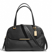 2014 International brand designer inspired wholesale ladies russia fashion hot sale black handbag RO5102