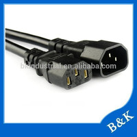 United Arab Emirates computer power cord with SGS
