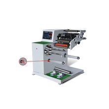 SFQ320 Small PVC Plastic Card Laser CD Label Industrial Commercial Leather Cylinder Roll Die Board Cutting Press Machine