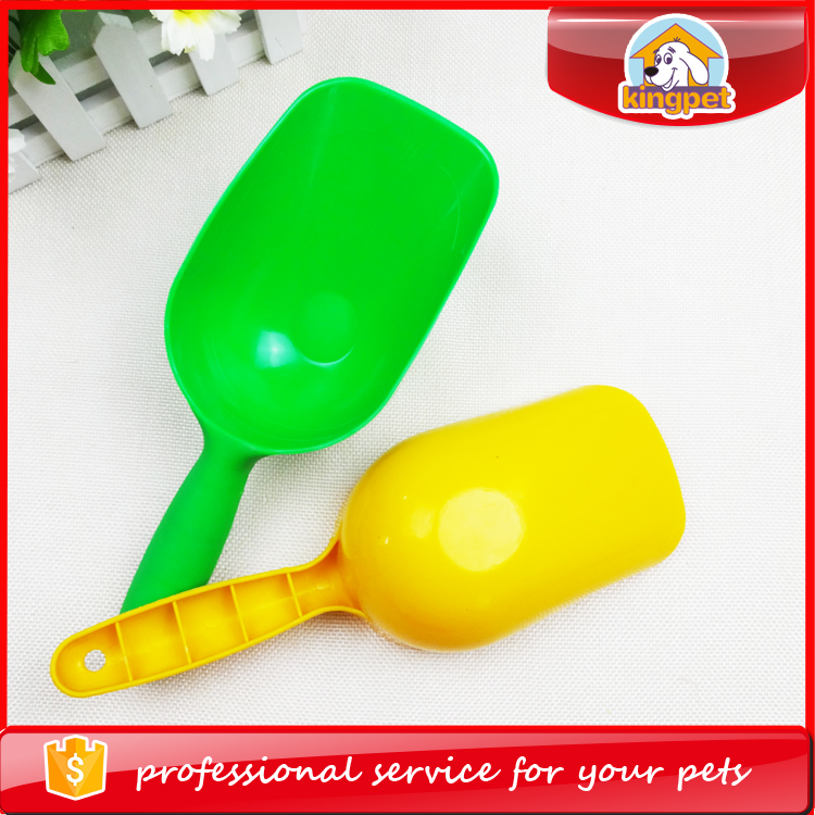 China wholesale food measure pet product scoop with clip