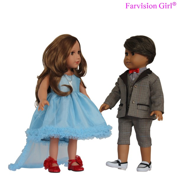 "2017 latest 18"" American Girl doll for kids vinyl 18 inch doll toys party"