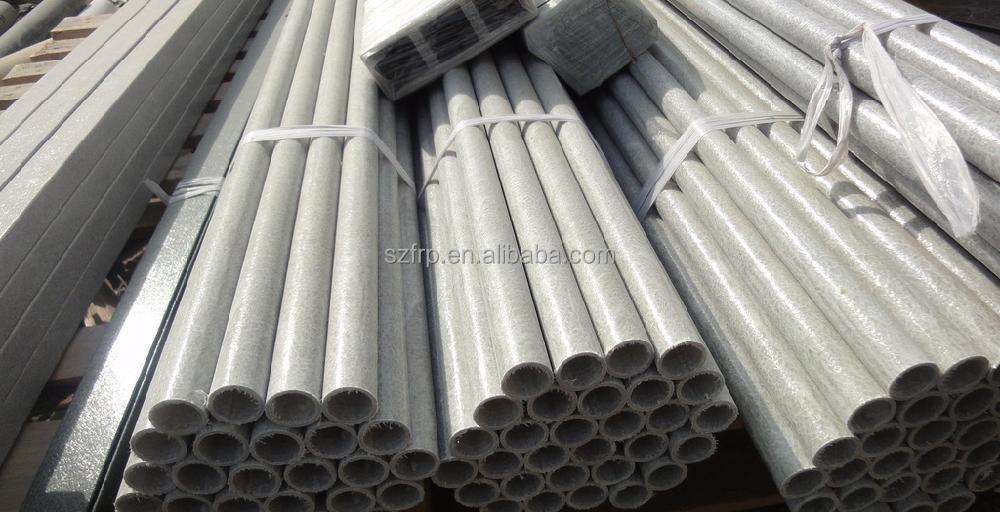 Fiberglass Wide Flange Beams : Composite fiberglass reinforced plastic grp frp pipe buy