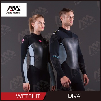 Professional Wetsuits / Neoprene Wetsuits /Womens Wetsuit / Diving / Windsurf / Scuba / 3mm/2mm / Diva