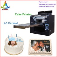 edible cake decoration ,wedding cake diy printer