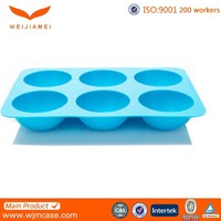 Attractive Various Design Popular Custom Silicone Ball Cake Molds Manufacturer