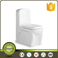 Ceeport SAMAF C-24 Newest shower siphonic jet portable one piece toilet
