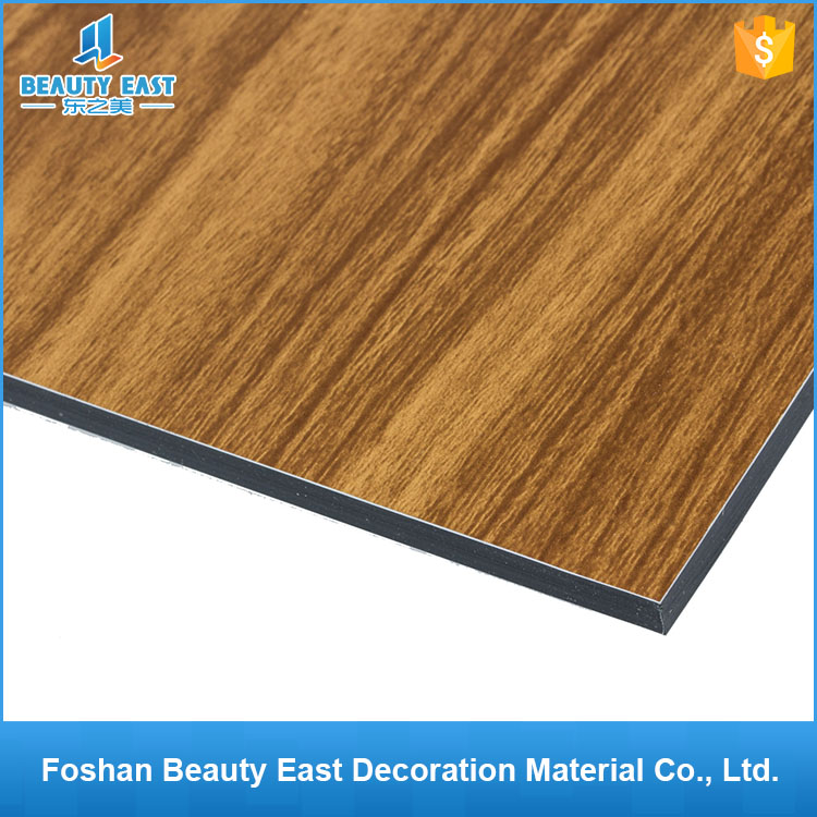 Delivery fast decorative bathroom wall cladding aluminum plastic composite panel