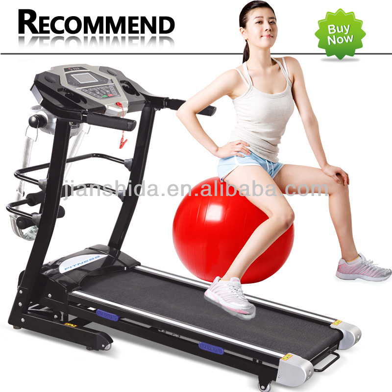 3.0HP GYM Fitness Equipment Incline Motorized Treadmill