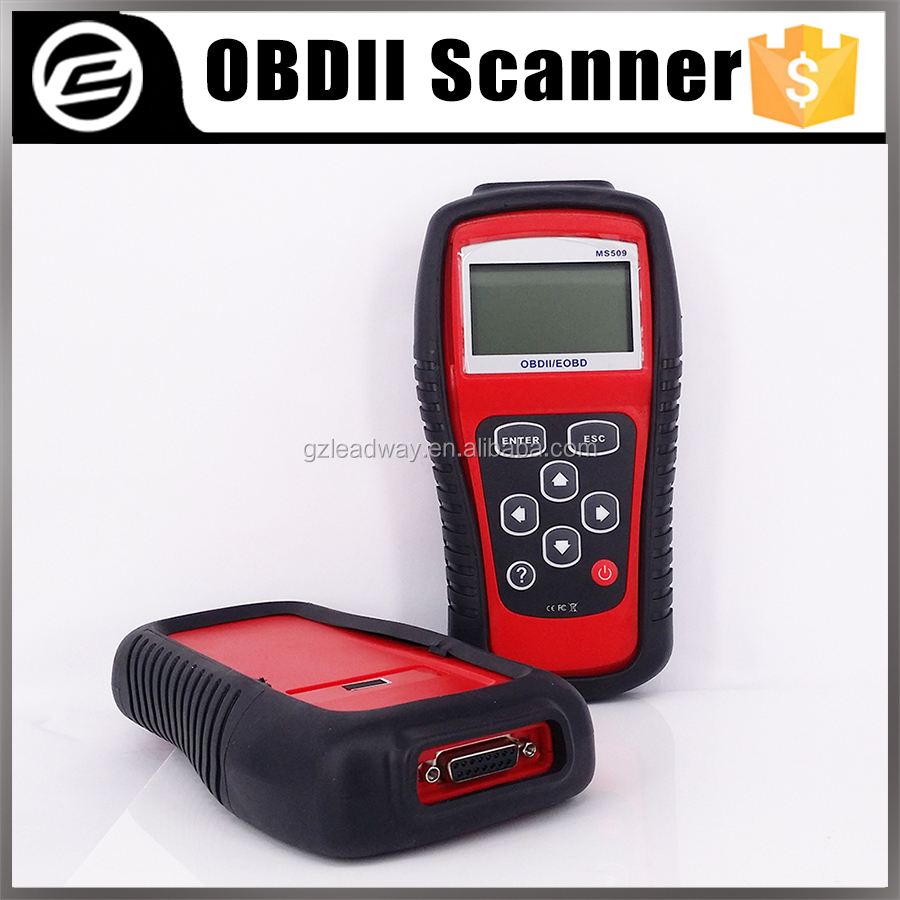 Auto diagnostic analyser Engine Trouble analyser Professional Code Reader OBD2 / OBD II Auto Car Diagnostic Scanner