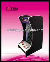 17 inch LCD Mini Arcade Game Table Machine For Donkey Kong , Pacman , Frogger , Galaga