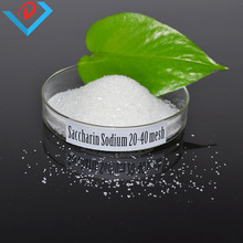 20-40 mesh flavoring agent saccharin sodium 99% min purity