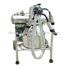 Low noise pickup pump cow milking machine price
