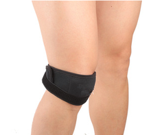 2015Hot sale Open adjustable Knee Patellar Tendon Strap/ knee support/brace/wrap for orthopedic /sports kneecap