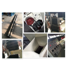 SJ-C Model Two Stage Water Plastic Film Recycling Extruder