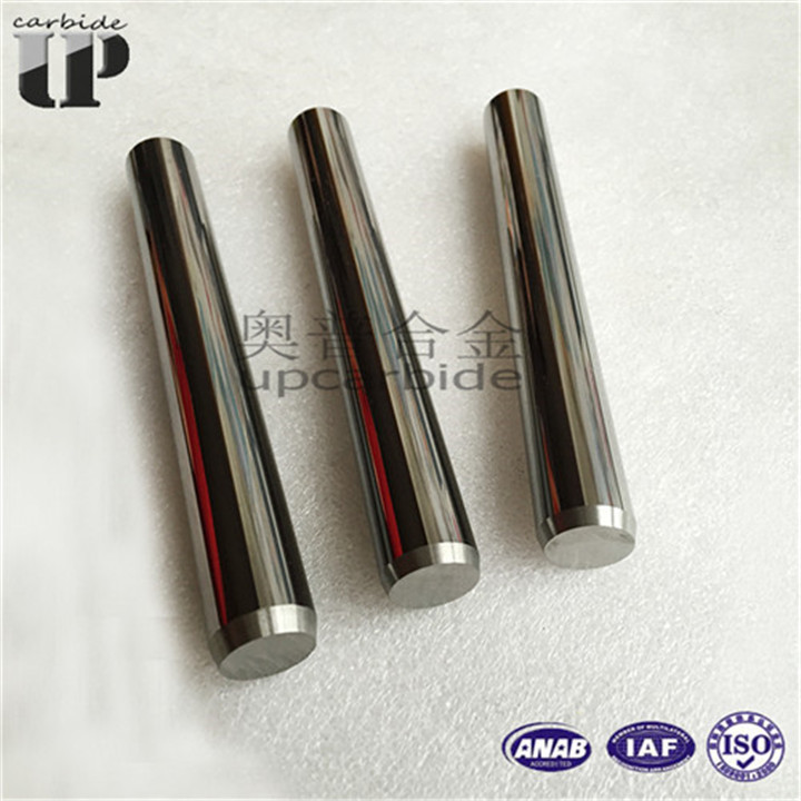 <strong>100</strong>% fresh raw material 80HRC OD6*50mm tungsten steel rod