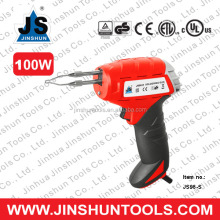 JS soldering gun iron DIY wood for welding, JS98-S