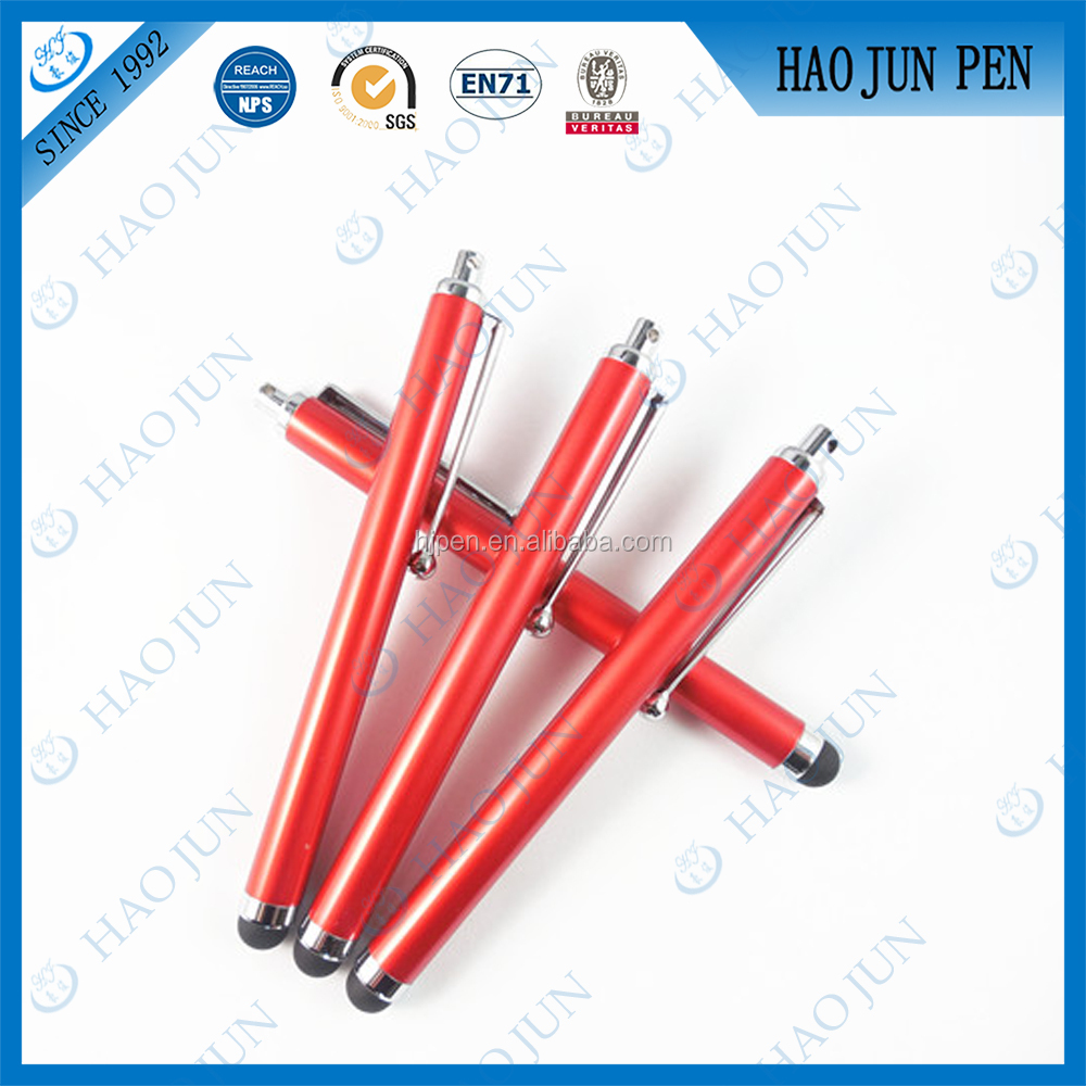 Portable Digital touch screen stylus pen For Smartphone
