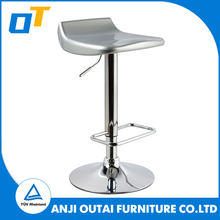 Bazhou Furniture Round Seat Covered Bar Stool/Bar Chair