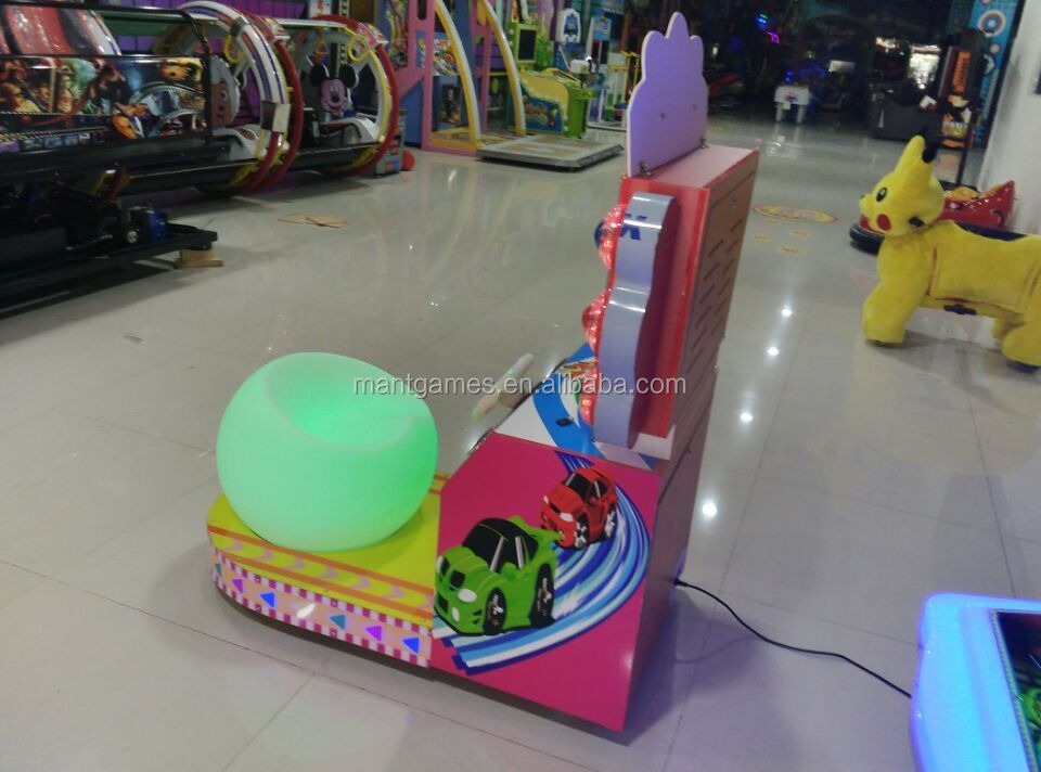 fire car with various game models interesting and educational kids game machine