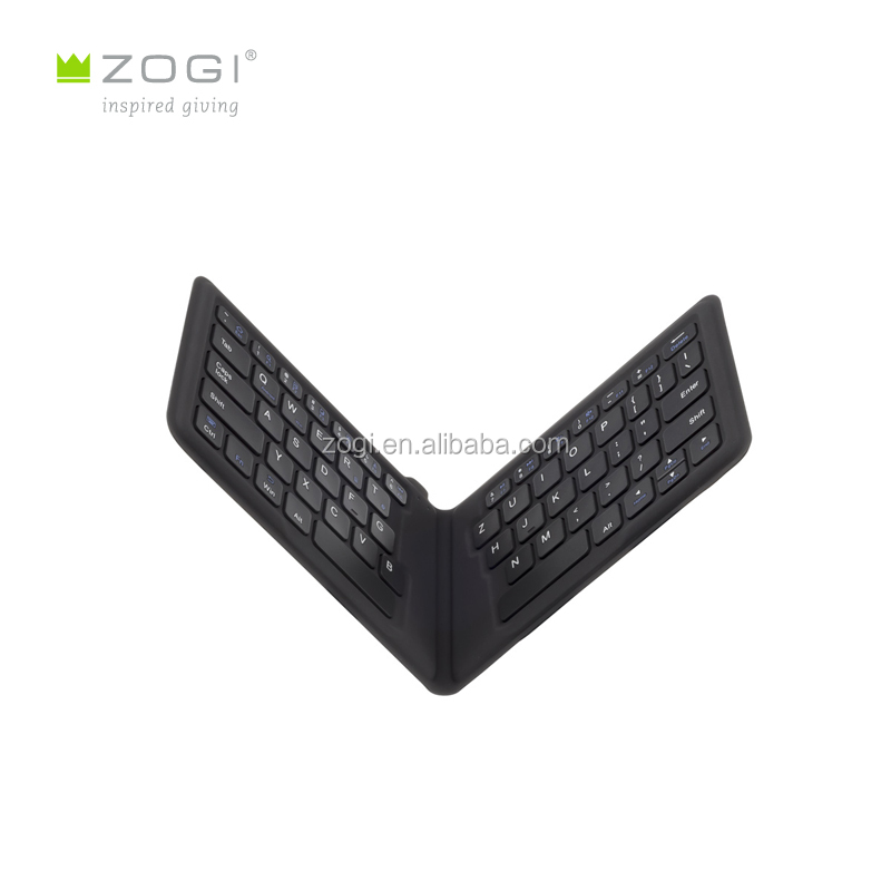 new arrival foldable smart mini bluetooth keyboard