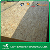 LINYI BLUEHORSE OSB for wooden housing application